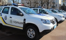 З бюджету Житомира придбають ще 2 автомобілі для поліцейських громади