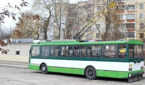 У Житомирі знову курсуватиме тролейбус №8«Маликова-Паперова фабрика»