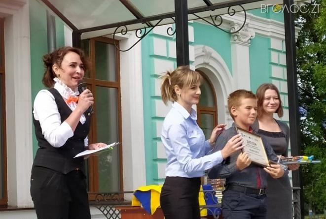 У Житомирі відбувся конкурс «Чемпіон зі швидкочитання» серед дітей