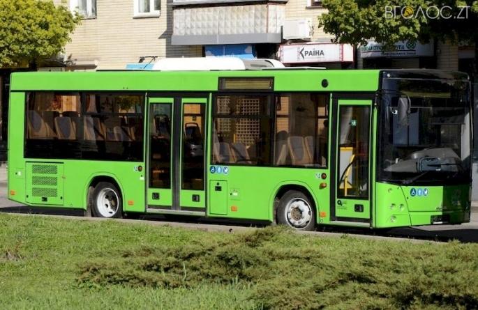 У Житомирі змінили схему руху автобуса№3 «Корбутівка-Богунія»