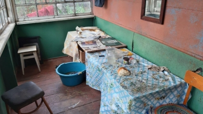 """На Житомирщині селянин зарізав сусіда, який прийшов до нього """"повечеряти"""""""