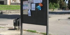 Виконком Житомирської міськради визначив місця розміщення передвиборчої агітації