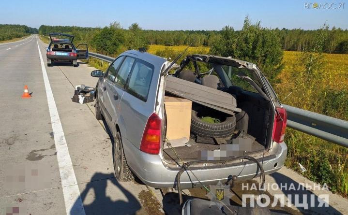 У жахливій ДТП на півночі області загинув житомирянин