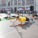Як на Михайлівській житомиряни відзначили NATIONAL FITNESS DAY