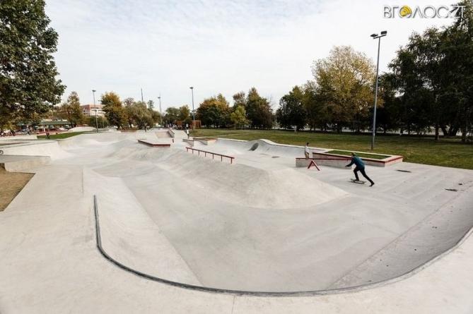 З бюджету Новограда-Волинського витратять майже 100 тисяч на скейтпарк