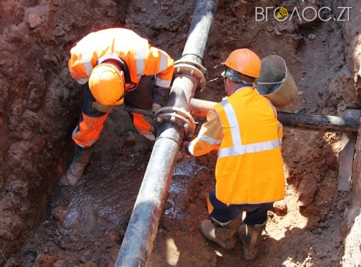 Де і чому у Житомирі не буде води та можливі перебої електропостачання