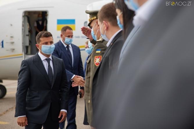 Зеленський таки приїде на Житомирщину, попри перебування на Сумщині, – ОДА