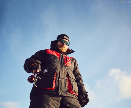 Час готуватись до зимової риболовлі