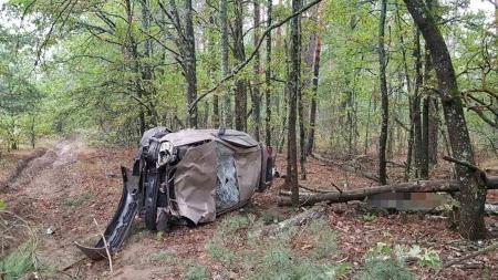 У Народицькому районі водій не впорався з керуванням:  загинула  пасажирка