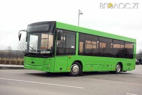 ТТУ запустило автобус №7 «Вереси – Сінний ринок»
