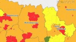 У Житомирській області зареєстрували вже 13154 підтверджених випадки COVID-19