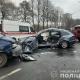 ДТП у Новограді: постраждали двоє дітей та троє дорослих