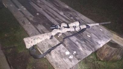 У лісі п'яний житомирянин випадково підстрелив товариша