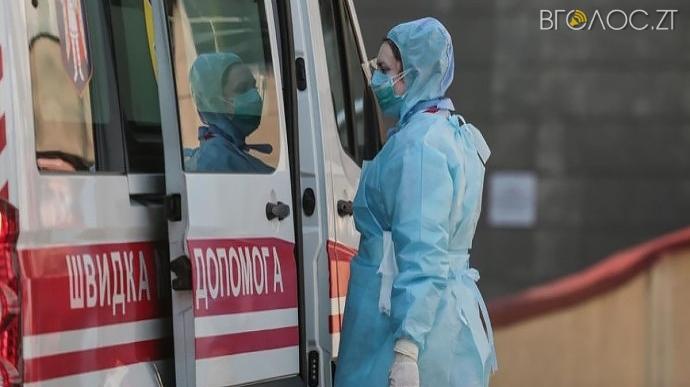 За минулу добу на Житомирщині – 17 летальних випадків від коронавірусної інфекції
