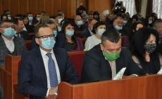 У Житомирі розпочалася перша сесія новообраних депутатів