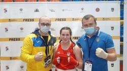 Спортсменка Житомирщини стала призеркою Чемпіонату Європи з боксу