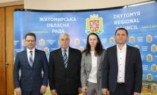У Житомирській облраді утворено фракцію партії «Сила і Честь»