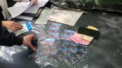 Чиновника Укртрансбезпеки області затримали за підозрою у отриманні хабарів