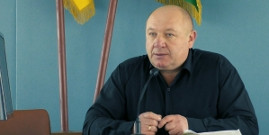 Новий-старий мер: Радомишльську міськраду знову очолив полковник Тетерський