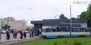 Рух житомирських трамваїв обмежать через ремонт колій