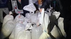 На Житомирщині арештували 723 кг бурштину, який перевозили без документів
