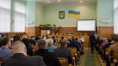 Як проходила перша сесія Житомирської райради VIII скликання (ФОТО)