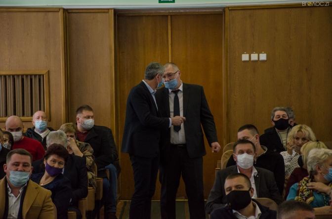 Екс-голова Богунської райради очолив Житомирську районну раду
