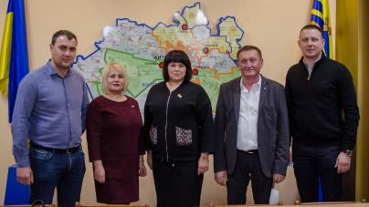 У Житомирській райраді утворили фракцію партії «Сила і Честь»