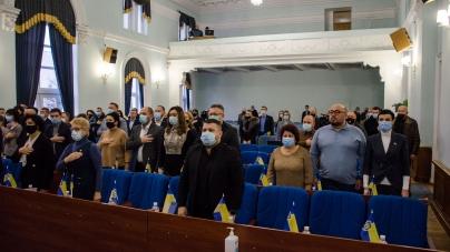 Як проходила друга сесія Житомирської міськради VIII скликання (ФОТО)