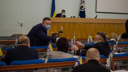 Як проходило друге пленарне засідання другої сесії Житомирської міської ради (ФОТО)