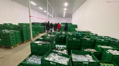 СБУ блокувала поставки неякісних продуктів у садочки, дитбудинки та лікарні області