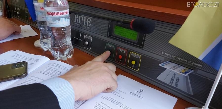«Сила і Честь» у Житомирській міській та районній радах підтримала звернення підприємців