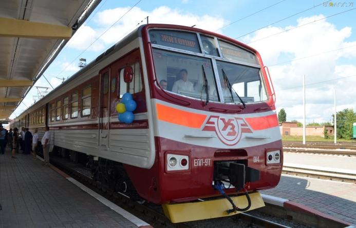 У Житомирській міськраді анонсували відновлення електропоїзду на Київ