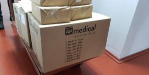 Житомирщина отримала перші партії вакцині від COVID-19