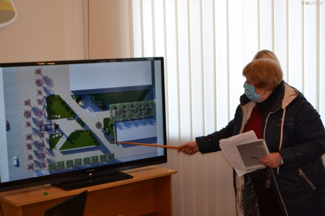 У Бердичеві відкриють «Алею пам'яті», де будуть «стіна плачу» з водоспадом та пішохідний фонтан