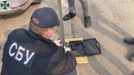 СБУ блокувала підпільну майстерню з виготовлення бойових засобів ураження