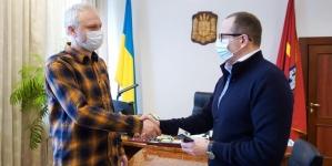 У голови обласної ради новий радник