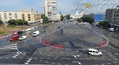 У центрі Житомира 9 березня перекриють рух транспорту
