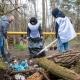 У Житомирі «Сила і Честь» влаштувала весняну толоку