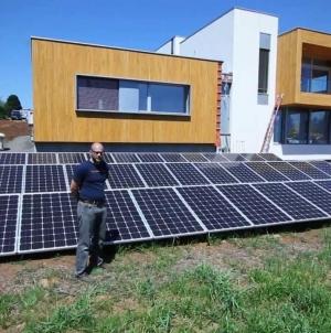 Майбутнє сонячних батарей