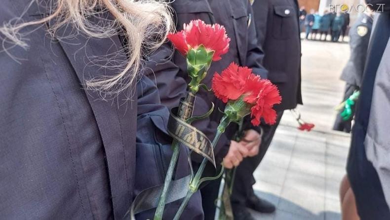 Житомиряни вшанували пам'ять ліквідаторів на ЧАЕС