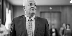 Пішов із життя директор Департаменту фінансів ОДА Леонід Мініч