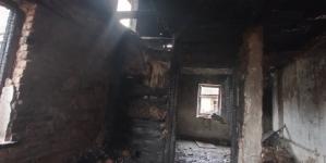 Вогнеборці за добу ліквідувалии дві пожежі в приватних оселях