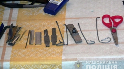 В Житомирі викрили групу квартирних злодіїв