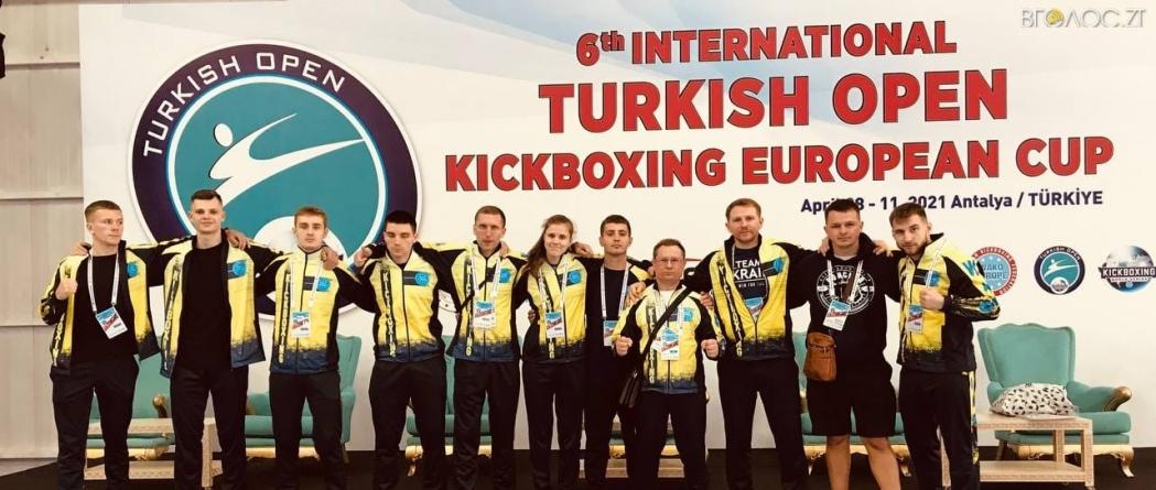 Житомирянин став володарем кубку Європи з кікбоксингу WAKO