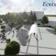 Міська рада показала, як буде виглядати фонтан на Новому Бульварі