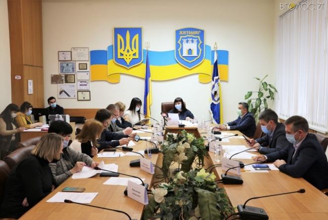 Виконавчий комітет Житомирської міської ради затвердив переможців культурно-мистецьких проєктів