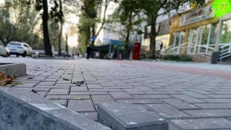 У Житомирі відремонтують тротуар та сквер на Театральній за понад 5 млн грн