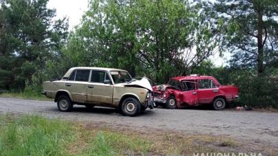 ДТП у Малинському районі: травми отримали двоє дорослих та 7-річний хлопчик