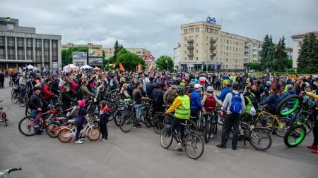 """П'ятнадцятий """"Велодень"""" зібрав майже 2 тисячі велолюбителів (ФОТО)"""